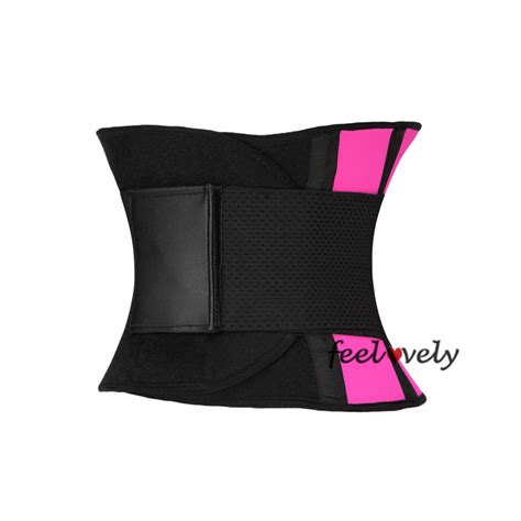 Sporty Design Universal Sports Sportbelt Size Xl sporty work out fitness waist sweat belt sports waist trainer work out clothing sexy lingeire