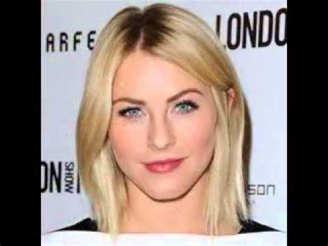 safe haircut julianne hough haircut youtube