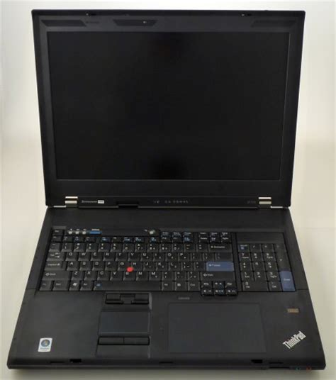 Lenovo Thinkpad W700 lenovo w700 review notebookreview