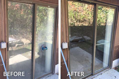 Replace Garage Door With Sliding Glass Door by Replacement Sliding Doors Jacobhursh