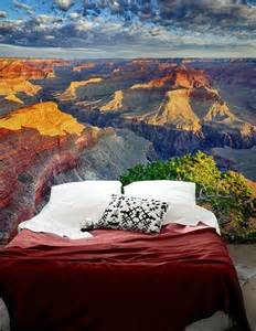 Nature Wall Mural These Giant Wall Murals Will Make You Feel Like Your Bed