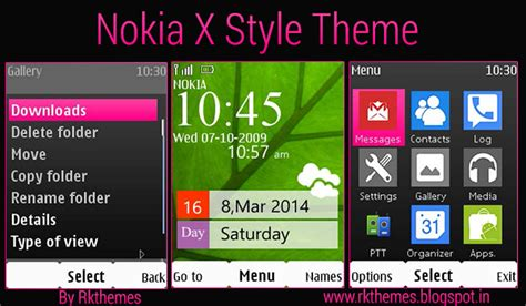 themes nokia x2 02 windows 8 nokia x style theme for nokia x2 00 x2 02 x2 05 x3 00 c2