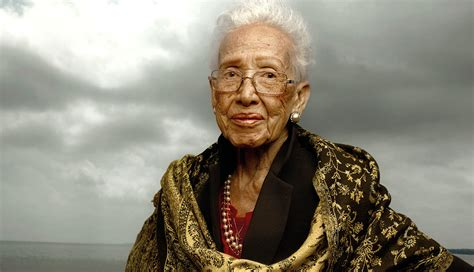katherine johnson space center nasa pioneer katherine johnson q a