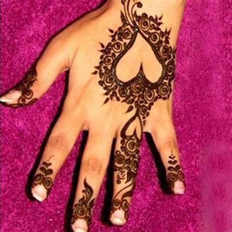 finger henna designs hearts 85 easy and simple henna designs ideas that you can do by