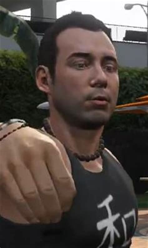 model rambut gta 5 solomon richards gta wiki wikia newhairstylesformen2014