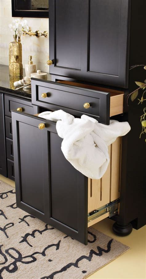 pull out linen cabinet linen cabinet with pull out her home furniture decoration