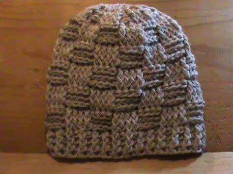 un pattern en espanol gorro con punto cesta a crochet youtube