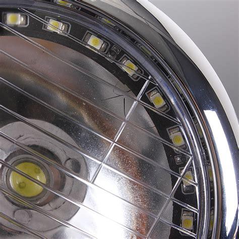 Lu Led Untuk Lu Depan Motor universal 27 led lu depan sepeda motor untuk harley