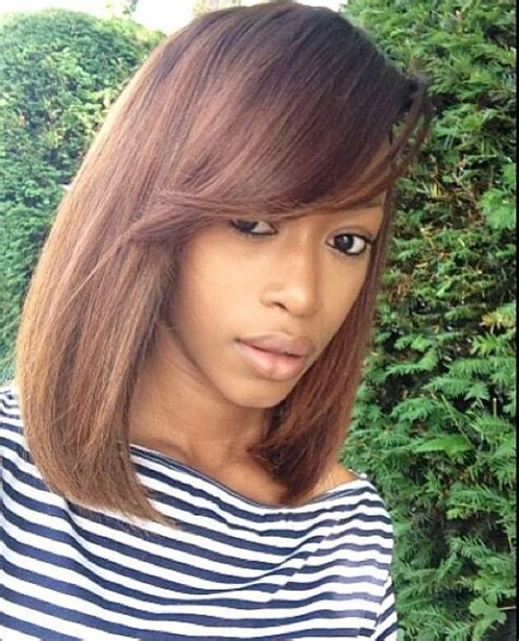 short bobs with bohemian peruvian hair 1000 images about weave sew ins hairstyles on pinterest