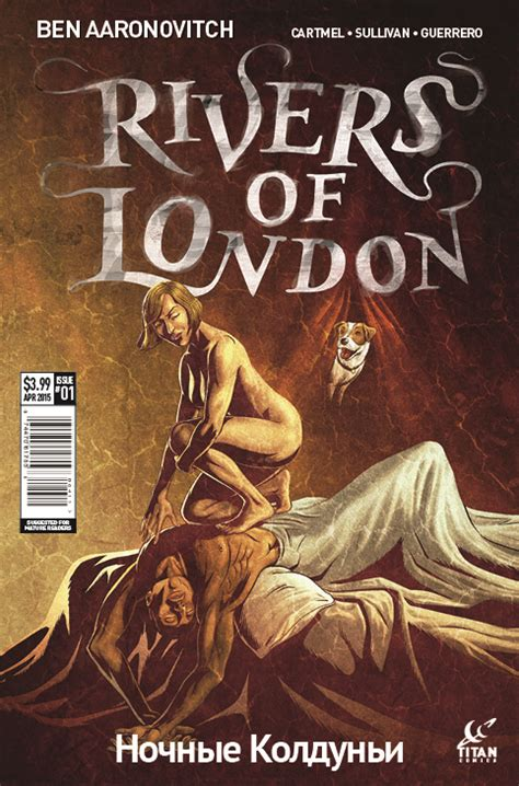 rivers of london the rivers of london series returns with quot night witch quot bounding into comics