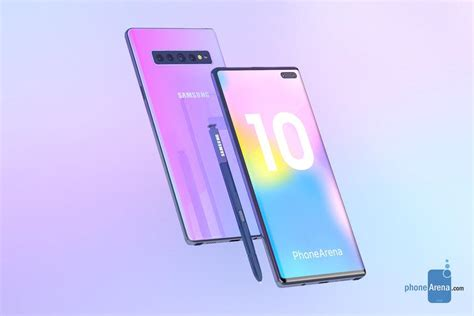 samsungs galaxy note  design illustrated   renders