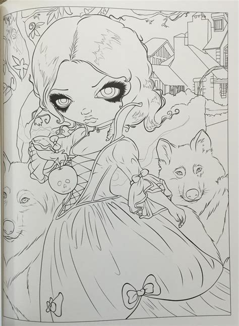 jasmine becket griffith coloring book 193 best images about colouring on jasmine coloring and frozen coloring pages