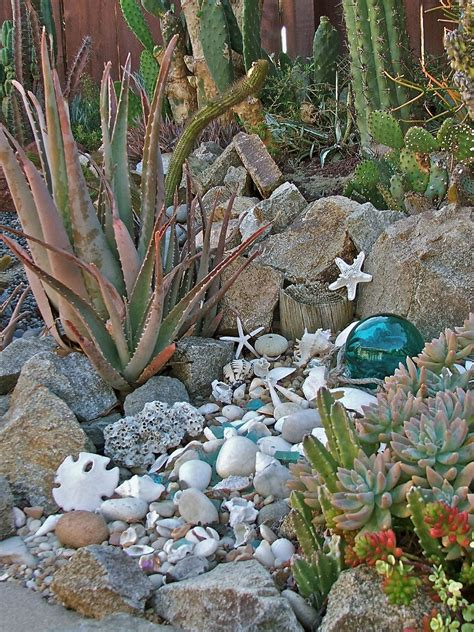 garden  bliss ocean theme landscaping gallery