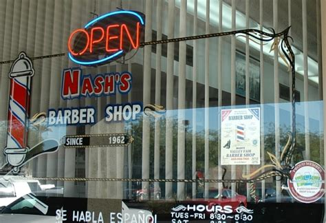 haircut coupons tempe az nash s valley fair barber shop coupons promotions