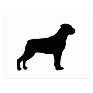 rottweiler silhouette clip rottweiler silhouette clipart best