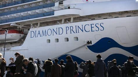 evacuate americans  diamond princess cruise ship