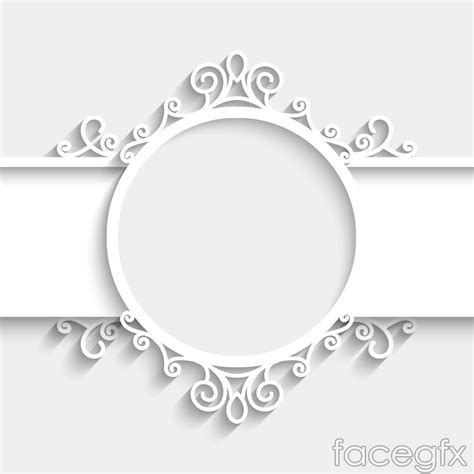 white pattern background vector white pattern paper cut vector background over millions