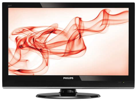 Monitor Lcd Tv Murah lcd monitor with digital tv tuner 221t1sb 00 philips