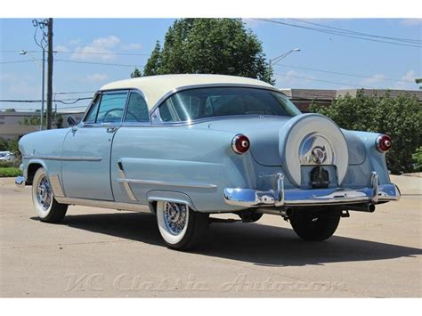 ford crestline 1953 ford crestline ac for sale classiccars