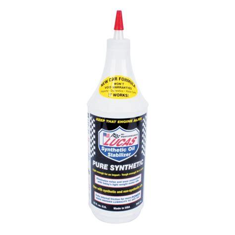 Lucas Synthetic Heavy Duty Stabilizer lucas 10130 synthetic heavy duty additive stabilizer 1 quart ebay