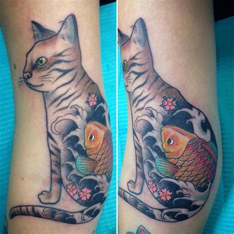 cat tattoo meaning 80 best cat designs meanings spiritual luck 2018