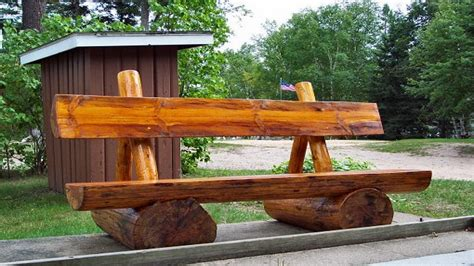 rustic log bench outdoor furniture bench seats rustic log benches rustic