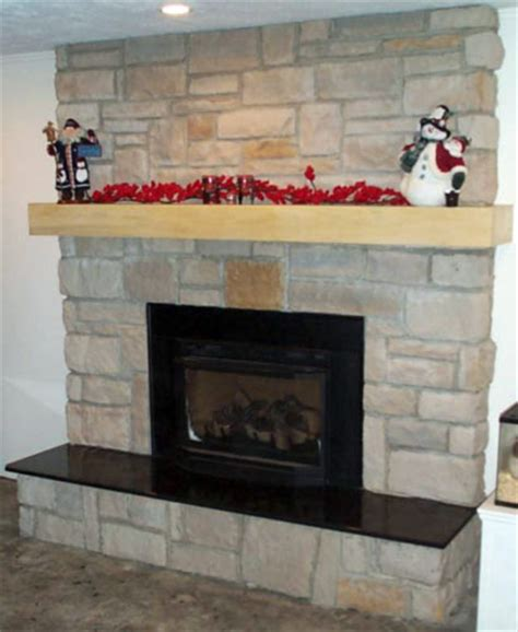 reliable home improvements fireplace pictures