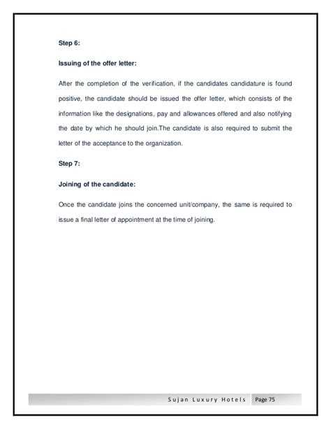 appointment letter after probation performance appraisal