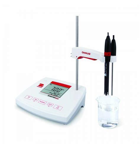 bench ph ohaus starter water analysis ph bench meter st2100 f