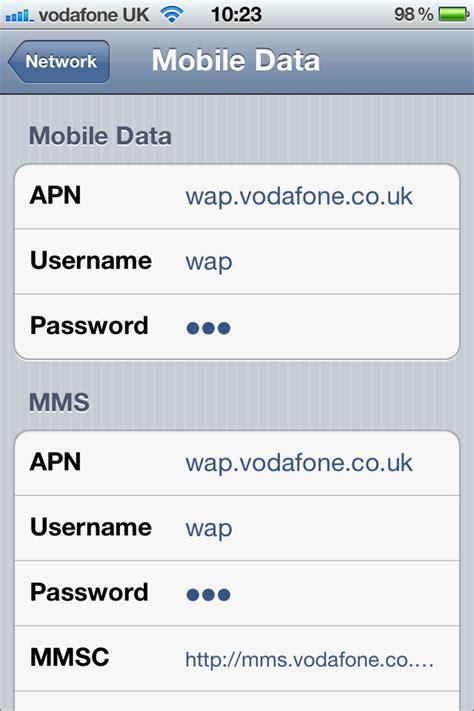 mobile data vodafone no mobile data on iphone 3gs vodafone eforum
