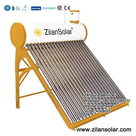 Solar Water Heater Honeywell Swh 200l 200l non pressurized solar water heater with auxiliary