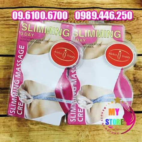 Aichun 3day Slimming gel mỡ slimming 3day aichun th 225 i lan ch 237 nh h 227 ng