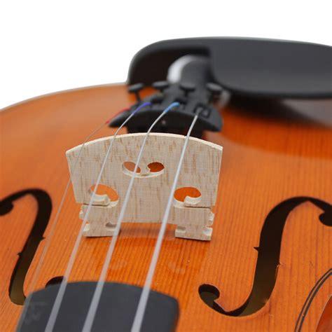 maple violin bridge fit 1 8 amp 1 4 amp 1 2 amp 3 4 amp 4 4 violin