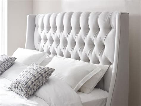 Size Of A King Headboard by Orwell Bed Super King The English Bed Company