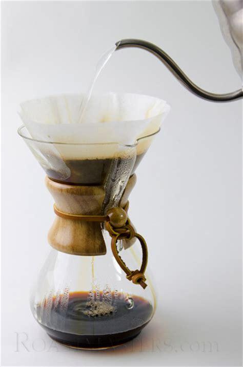 Chemex Classic 6 cup   Roastmasters.com