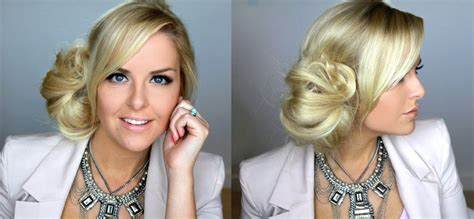 Vintage Wedding Hair Hshire by 17 Best Ideas About Side Buns On Bridal