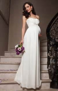 Pregnant Wedding Dresses Annabella Maternity Wedding Gown Ivory Maternity Wedding Dresses Evening Wear And Party
