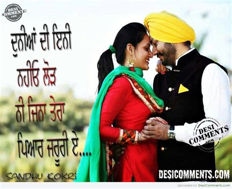 punjabi comments in english for pics photos punjabi love quotes in english cute love