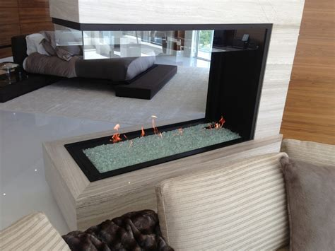 How To Open A Gas Fireplace by Open Gas Fireplace No Glass Fireplace Modern Design