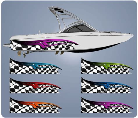 custom boat decals and graphics 17 best images about boat wraps on pinterest boats