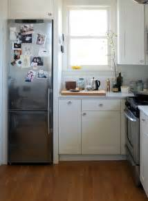 best appliances for kitchen 10 easy pieces best skinny refrigerators remodelista