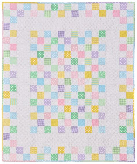 H M Background Check Baby Checks Baby Quilt Fons Porter The Quilting Company