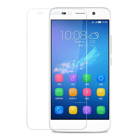 Tempered Glass Screen Ptotector Ion For Huawei 4a huawei honor 4a tempered glass screen protector 11572 7 99 smartphone professional