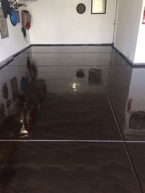 Garage Floor Paint On Metal Projects Advantage Painting Solutions