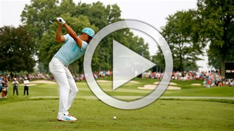rickie fowler golf swing rickie fowler shows you how elevating your arms will boost