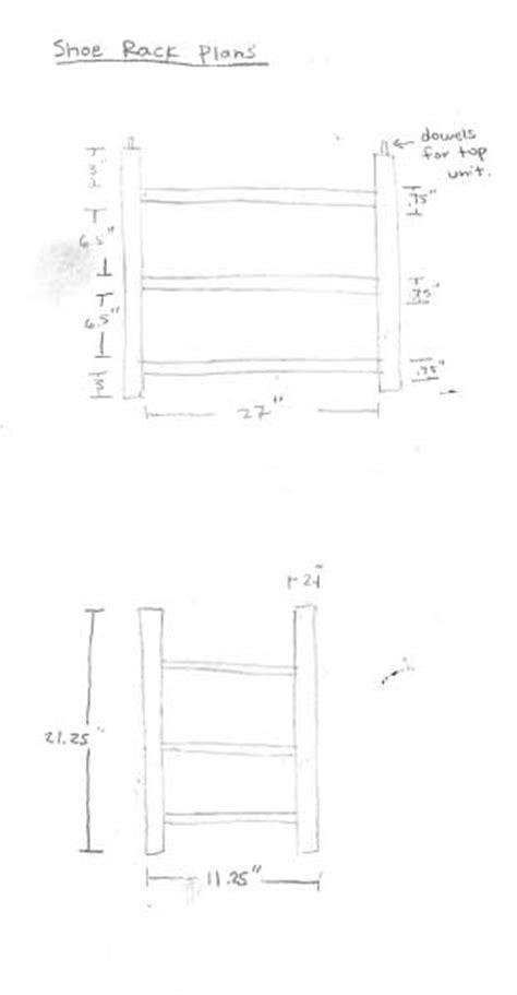Shoe Rack Measurements by Woodwork Shoe Rack Design Dimensions Pdf Plans