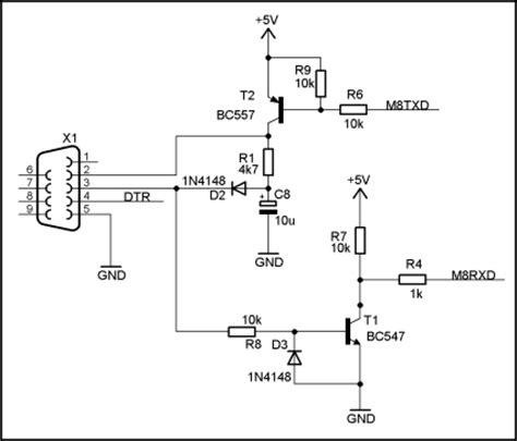 funzionamento transistor bc547 scheda arduino serial v 2 0