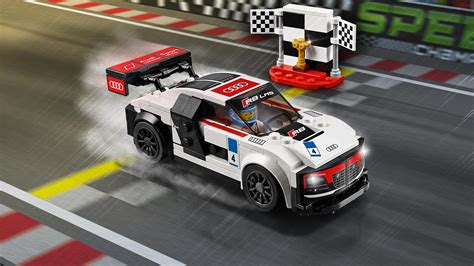 Lego Audi by Lego 75873 Speed Chions Audi R8 Lms Ultra Multi