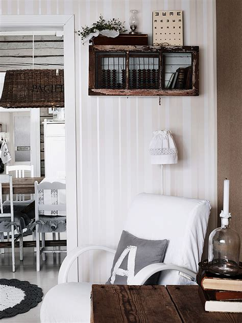 country style interior design with a rustic twist