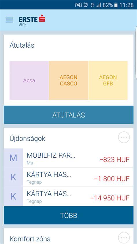 erste bank netban alkalmaz 225 sbemutat 243 erste mobilbank mobilarena